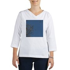 Zen of landscape Women's Long Sleeve Shirt (3/4 Sleeve)