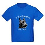 NOT SCOTTISH IT'S CRAP #2 Kids Dark T-Shirt