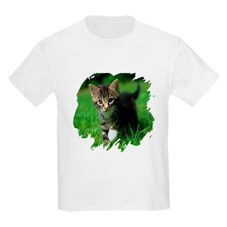 Baby Kitten Kids Light T-Shirt