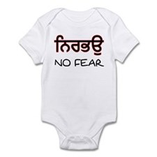 Nirbhau - No Fear Onesie