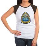 BIA Marijuana Recon Women's Cap Sleeve T-Shirt