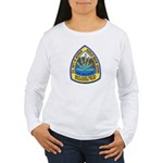 BIA Marijuana Recon Women's Long Sleeve T-Shirt