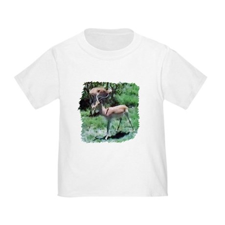 Gazelle Toddler T-Shirt
