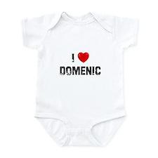 I * Domenic Infant Bodysuit