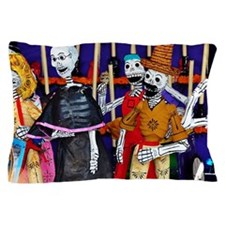 Mexican Folk Art Pillow Case