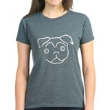 Pug Line Tee