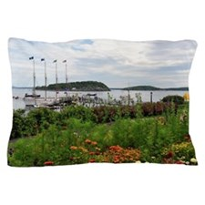 Bar Harbor, Maine Pillow Case