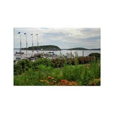 Bar Harbor, Maine Rectangle Magnet