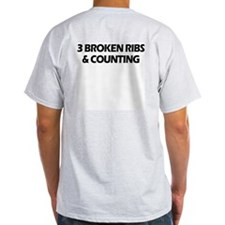 Wild Horse Stunts, 3 ribs T-Shirt