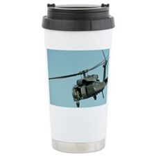 Military helicopter Travel Mug