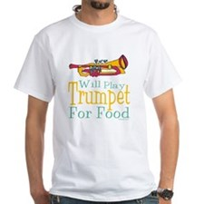 Will Play Trumpet Shirt