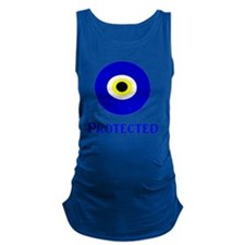 Evil Eye Maternity Tank Top