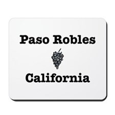Paso Robles Shirts Mousepad