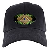 "Ancient ""All Seeing Eye"" symb Baseball Hat"