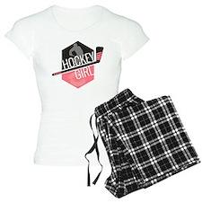 hockeygirl copy2 Pajamas