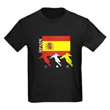 Spain Soccer T