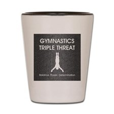 gymnasticstriplem1 Shot Glass