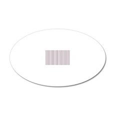 shoulder bag aiyana stripe 20x12 Oval Wall Decal
