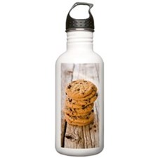 Chocolate chip cookies Sports Water Bottle