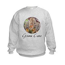 Mushroom hunting Sweatshirt