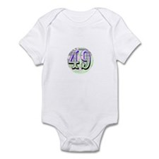 49 is a Special Number Infant Bodysuit