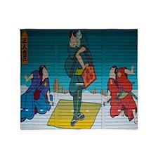 Japan_WC_10_OCT Throw Blanket