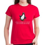 Screaming Penguin Tee