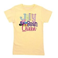 Jelly Bean Queen Girl's Tee