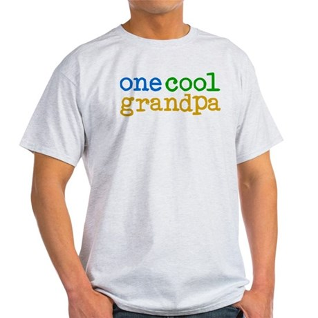 one cool grandpa Light T-Shirt