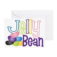 Jelly Bean Greeting Card