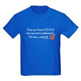 ADHD Squirrel T