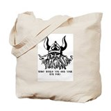 Odin's Eye Tote Bag