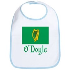 Unique St patricks day doyle Bib