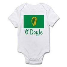 Unique St patricks day doyle Infant Bodysuit