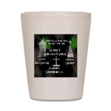 Going Ghost Adventures l3 Shot Glass