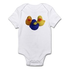 Three Ducks! Infant Bodysuit