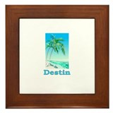 Destin, Florida Framed Tile