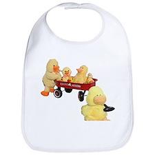 Ducky Flyer Bib