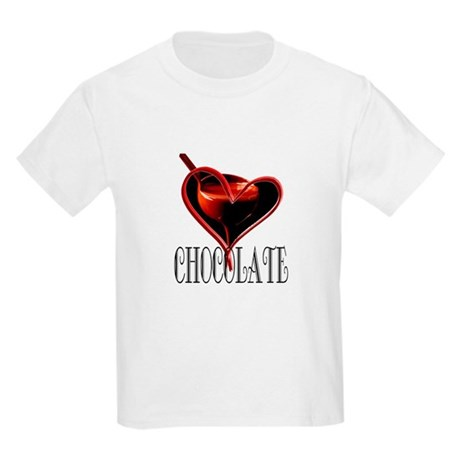 CHOCOLATE Kids Light T-Shirt