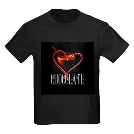 CHOCOLATE Kids Dark T-Shirt