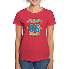 Statehood Massachusetts Women's Dark T-Shirt