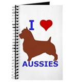 Unique Australian terrier Journal