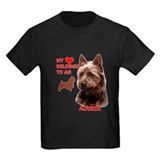 Cute Australian terrier T