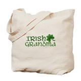 irish grandma Tote Bag