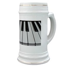 Close-up of piano keyboard Stein