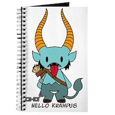 Hello Krampus Journal