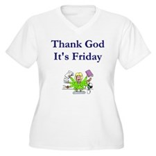 Thank God It's Friday T-Shirt