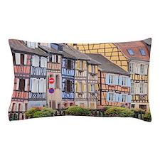 Colmar, Alsace, France Pillow Case