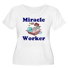 Secretary Miracle Worker T-Shirt