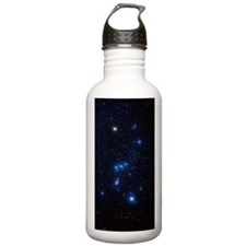 Orion constellation Water Bottle